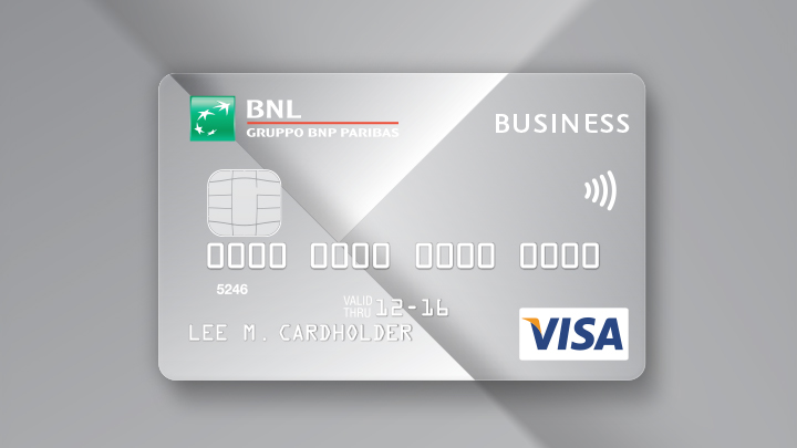 Carta BNL Business